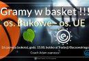 Mecz koszykówki Bukowe – Unii Europejskiej
