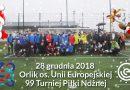 Za nami 99 turniej piłkarski
