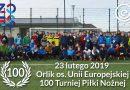 Za nami 100 impreza sportowa na Orliku przy ul.Holenderskiej