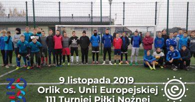 111 turniej piłki nożnej na os. UE